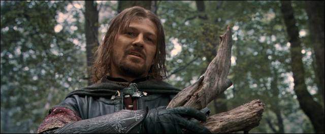 Lors de la bataille d'Amon Hen, de combien de flèches meurt Boromir ?
