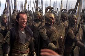 Où eut lieu la bataille de la dernière alliance, où les peuples libre de la terre du milieu ont combattu les armées de Sauron ?
