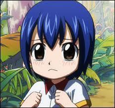 Fairy Tail : les personnages enfants