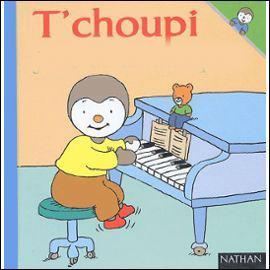 Dis moi ce que fait T'Choupi ?
