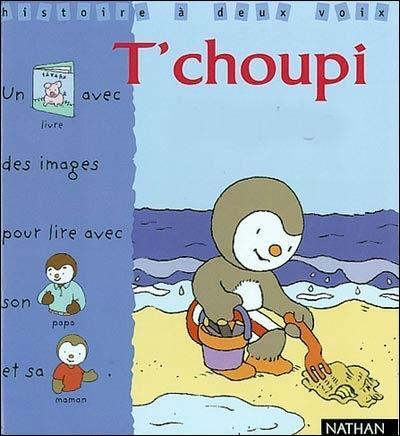 Où est T'Choupi ?