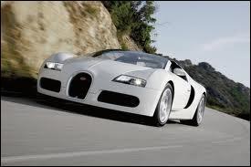 De quelle marque est cette splendide voiture, que j'ai également en photo de profil ?