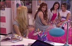 Qui est la meilleure amie de Violetta dans les 2 saisons ?