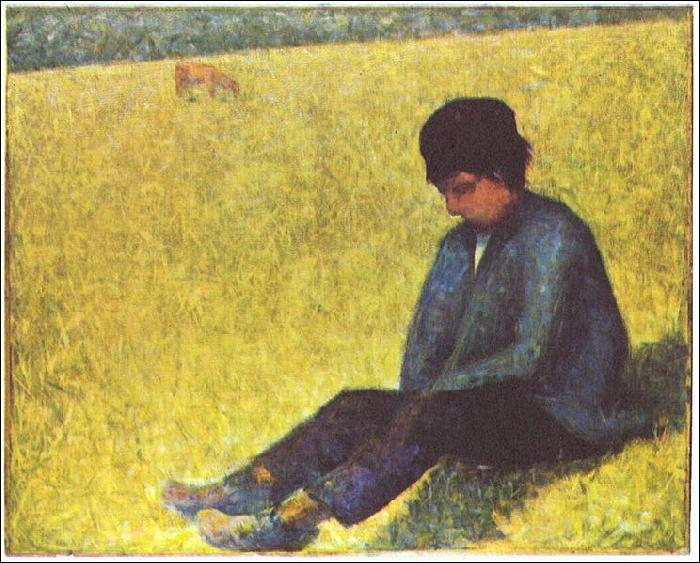 Qui a peint Femme assise ?