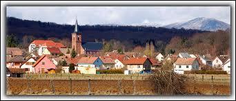 La commune franc-comtoise d'Offémont se situe dans le département ...
