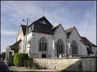 Radonvilliers, commune Auboise, se situe en région ...