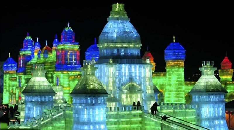 Et la Mandchourie, dont l'une des villes les plus importantes est Harbin, célèbre pour son festival international de la glace et de la sculpture, dans quels états est-elle située ?