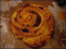 Quand le pain aux raisins est en forme de spirale, il emprunte son nom à un gastéropode ayant des habitudes très tranquilles.
