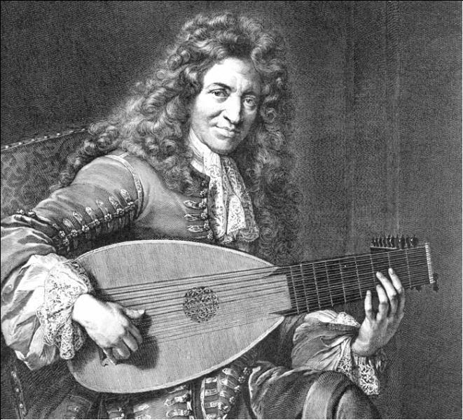 Qui est ce musicien connu pour son œuvre de luth ?