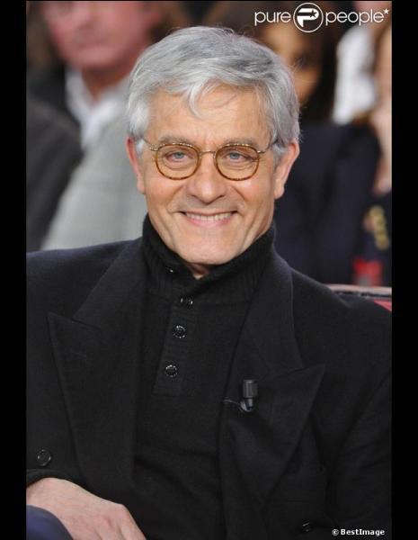 Qui est cet excellent acteur français ?