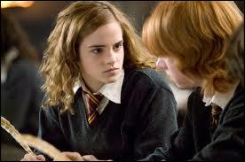 Cette scène fait partie de  Harry Potter et l'ordre du phœnix .