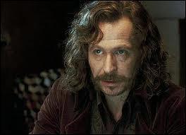 Sirius Black est le parrain de Harry.
