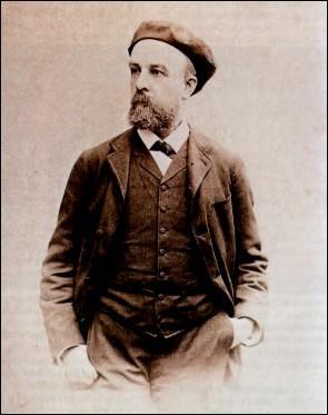 Peintre symboliste, contemporain des impressionnistes et des peintres pompiers, il meurt à Paris le 6 juillet 1916...