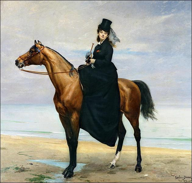 Carolus Duran meurt le 18 février 1917 à Paris à l'âge de 84 ans. Ce peintre français connut le succès en tant que...