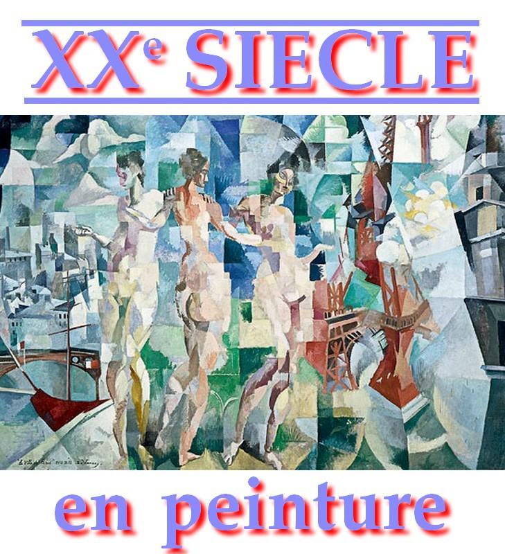 Le XX ème siècle en peinture (3)