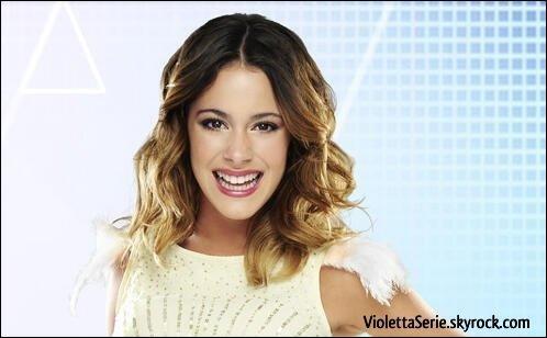Quelle langue Violetta parle-t-elle ?
