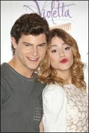 Dans la série, Diego veut-il être avec Violetta ?