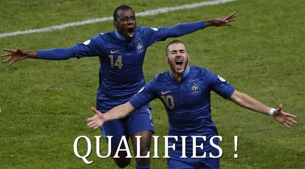 Les Bleus sont au Brésil ! Oui, mais comment ?