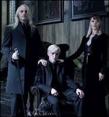 Comment se nomment les parents de Drago Malefoy ?