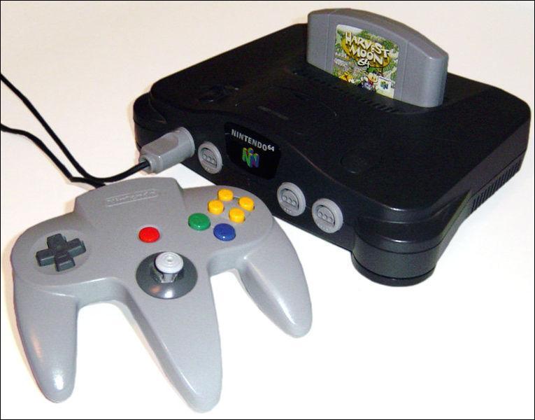 Comment s'appelle cette console ?