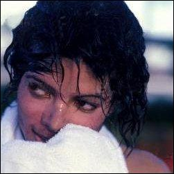 Qui a été la première vraie copine de Michael ?