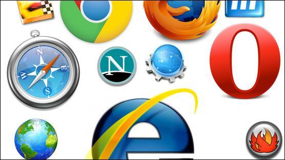 Avec quel logiciel est-il possible d'aller sur les sites web ?