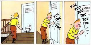 En Ecosse, qu'est-ce que vous devez faire si quelqu'un frappe à votre porte pour utiliser vos toilettes ?