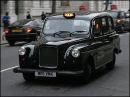 A part les chiens enragés, qu'est-ce que les taxis à Londres n'ont pas le droit de transporter avec eux ?
