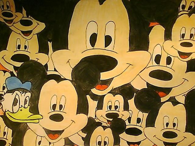 Personnages de Disney