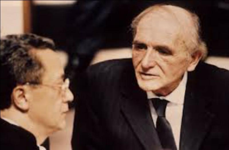 Klaus Barbie, surnommé  le boucher de Lyon , ce criminel nazi, chef de la Gestapo dans la région lyonnaise, comparut devant la cour d'assises du Rhône le 11 mai 1987. Quelle est la proposition fausse ?