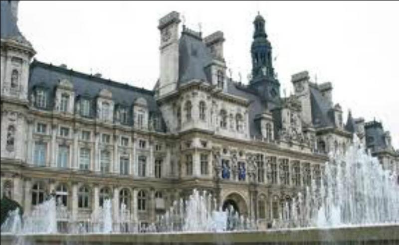 Qui ne fut jamais maire de Paris ?