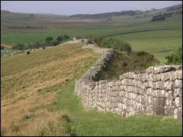 Histoire - Que représentait le mur d'Hadrien au début de notre ère ?