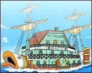 Autrefois, il travaillait dans un bateau nommé le ...