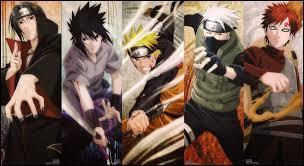 Comment s'appelle le personnage principal de Naruto (garçon) ?