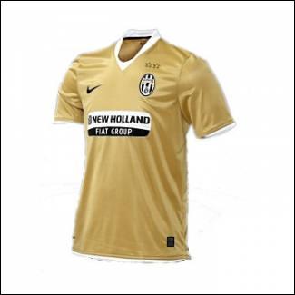 A quelle équipe appartient ce maillot?