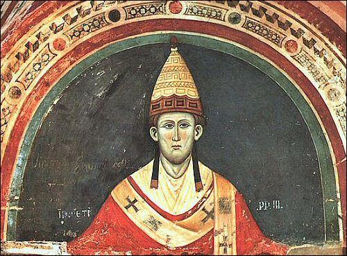 La résidence du pape se trouve :