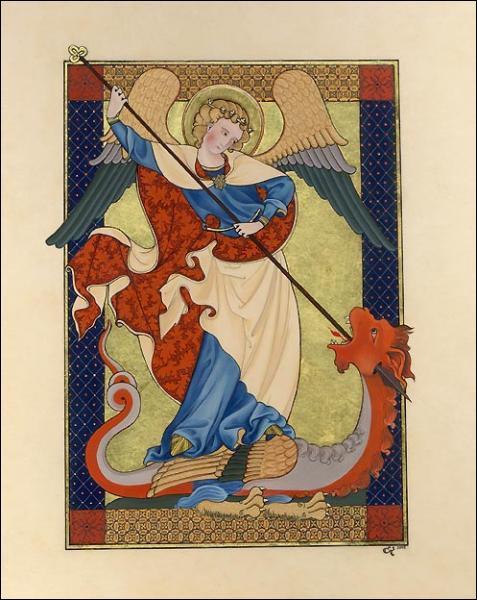 Saint-Michel est :