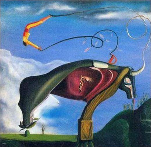 André Breton et Tristan Tzara faisaient partie de ce mouvement artistique. dont le premier rédigea même le  manifeste . Quel est le nom de ce courant ?