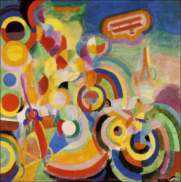 Braque et Picasso faisaient partie de ce mouvement artistique, suivis ensuite par Delaunay ou Fernand Léger. Quel est son nom ?