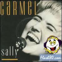 En France, Carmel McCourt est connue du grand public d'une part pour son single  Sally , d'autre part pour un duo avec :