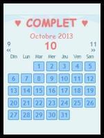 Que se passe-t-il quand on complète son calendrier ? (qu'on s'habille au moins une fois par jour pendant un mois)