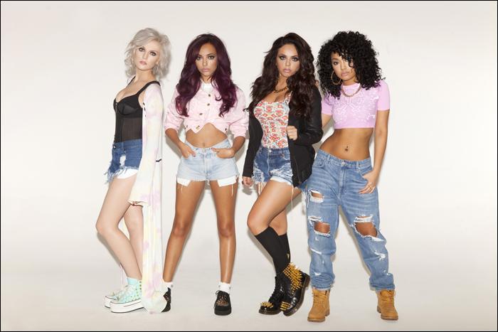 En tant que vainqueurs de X Factor, qu'est-ce qui caractérise les Little Mix ?