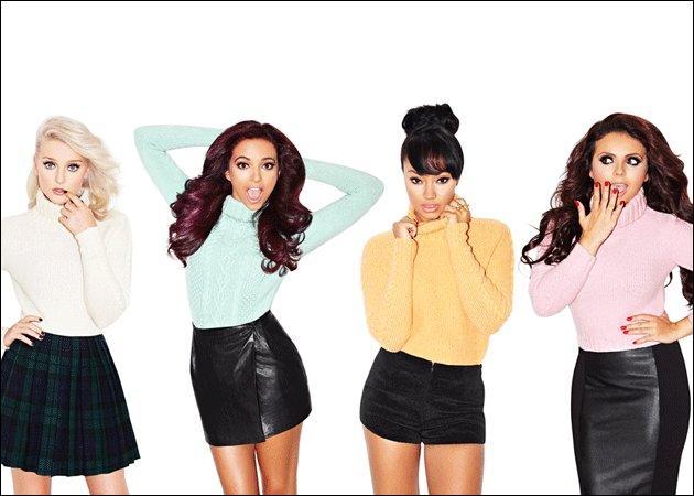 Que font les Little Mix pour rester en contact avec leurs fans ?