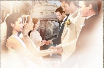 Quels personnages ne se sont jamais mariés ?