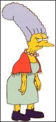 Qui est la mère de Marge ?
