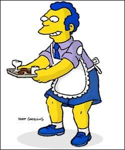 Qui est le père de Marge ?