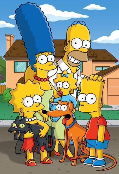 Tous les personnages des Simpson
