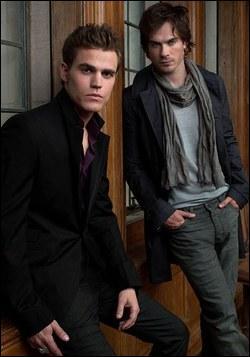 Qui est le frère de Damon ?
