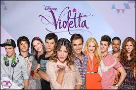 Quelle sont les couleurs préférée de Violetta ?