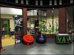 Quel est le nom du studio dans la saison 1 ?